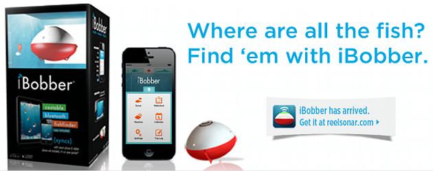 Ibobber bluetooth smart castable fish finder for Ibobber fish finder