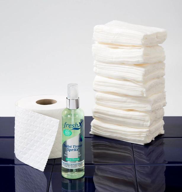 The Fresh New Alternative To Flushable Wipes Freshx