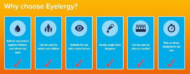 Edema stress or allergy facial