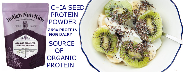 My Organic Chia Seed Protein Powder by Glastonbury based Indigo Herbs & this has inspired me to write this long detailed article about its benefits! >>www.indigo-herbs.co.uk(Organic Protein – Not Dairy […]