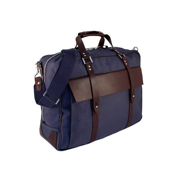 The Billingsgate is a light but spacious Men s holdall designed for  business trips. Specified with bespoke water resistant Italian nylon, It  features an ... f46a11540b