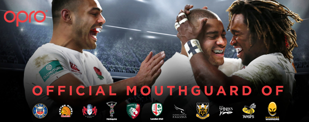 OPRO announce partnership with 11 AVIVA Premiership Rugby teams www.opro.com TWITTER | FACEBOOK | INSTAGRAM OPRO, producer of the world's most technically advanced mouthguard, today announced that they are the […]