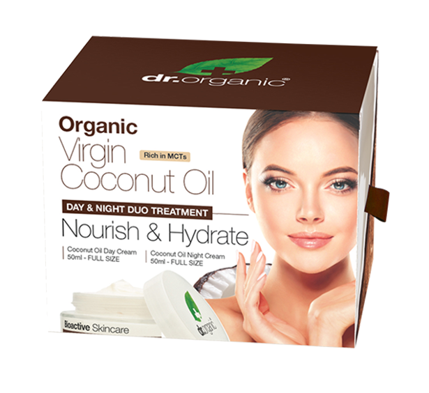 New Gifting Set From Holland Barrett Dr Organic Virgin Coconut