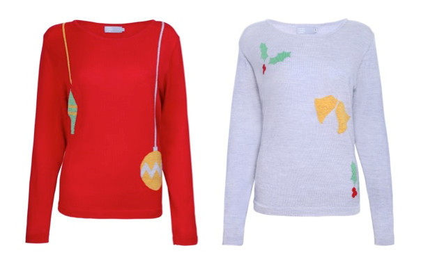 6c8c2150 For Christmas 2017 Caitlin Charles-Jones has created some gorgeous limited  edition Christmas Jumpers! The jumpers are gorgeous merino wool and are  hand ...