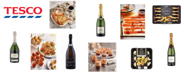 Tesco Helps Make Your Christmas Party Pop With Its Range