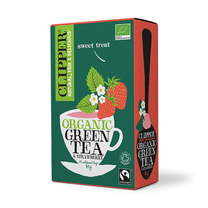Clipper Introduces Colourful And Delicious Organic And