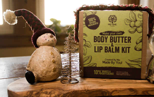 Body Butter Lip Balm Kit Kids Teenagers This Christmas Me Time Therapycouk Very Popular As A Birthday Gift For Teenage Gifts And Also Vegan