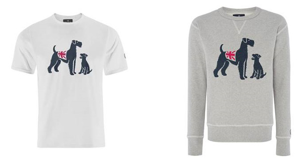 3deaebe7 ... Kingdom: British luxury menswear brand Patria has today launched the  UK's most durable sweatshirt and t-shirt designed exclusively for Father's  Day.