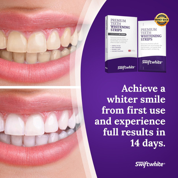 Review Swiftwhite It Works My Smile Is Noticeably Whiter And