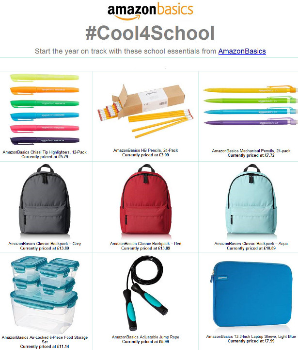 Back To School Guide! Essential Back To School Clothes, Bags