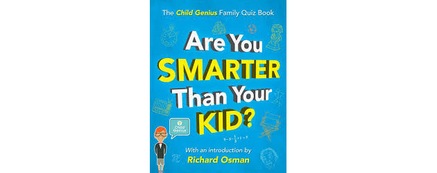 Are You Smarter Than Your Kid? As seen on Channel 4 18th October 2018 | hardback | £14.99 www.quercusbooks.co.uk A fun, challenging and informative quiz book for all ages, based […]