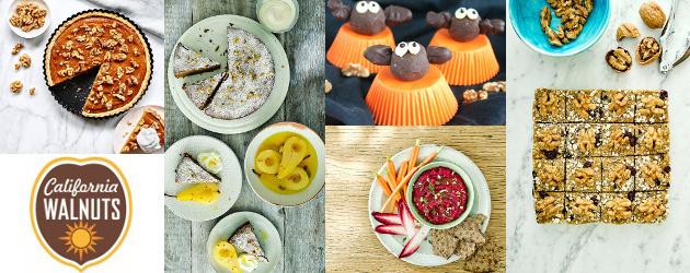 New Recipes from California walnuts – Halloween Party Recipes, Seasonal October Fruit and Veg Recipes >> californiawalnuts.uk FACEBOOK| TWITTER | INSTAGRAM | PINTEREST Beetroot, California Walnut and Sour Cream Dip […]