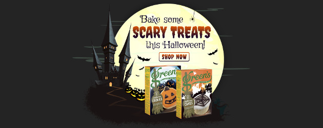 Green's launches two spook-tacular mixes – Halloween Cakes and Halloween Cookies www.greenscakes.co.uk FACEBOOK | TWITTER | INSTAGRAM With Halloween approaching, Green's is relaunching two popular baking mixes. The new Halloween […]
