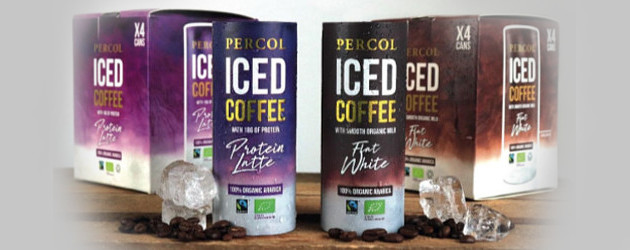 Percol. The UK's First Organic & Fairtrade Iced Coffee www.percol.co.uk FACEBOOK   TWITTER   INSTAGRAM Percol Coffee have further expanded their extensive range offering with the launch of the UK's […]