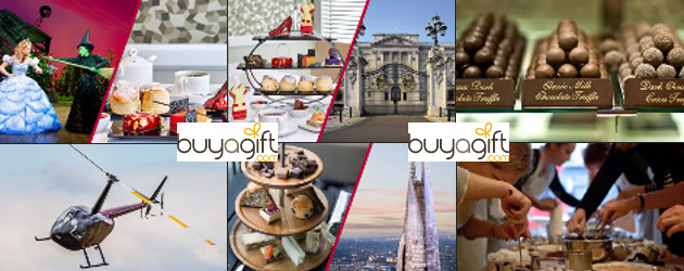 Calling all chocoholics! Buyagift.com's Top Chocolate Experiences for National Chocolate Week  Buyagift.com has a whole variety of choc-tastic experiences for the chocolate lovers out there, and what better time […]