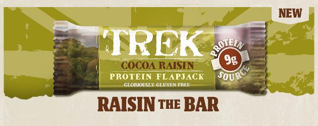Raisin the bar! #TREKkeepsmegoing TREK reveals its delicious new Cocoa Raisin protein flapjackTREK Protein Flapjacks – A British Classic, Revolutionised! www.trekbaruk.com FACEBOOK   TWITTER   INSTAGRAM Introducing the all new […]