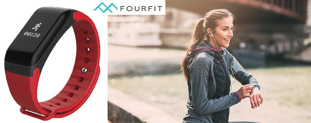 """FourFit – The only fitness tracker range with heart rate as standard. https://four.fit/ TWITTER 
