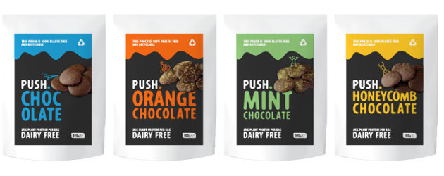 The UK's first high protein vegan chocolate buttons in four delicious flavours – original, orange, mint and honeycomb. www.pushchocolate.com FACEBOOK | TWITTER | INSTAGRAM The UK's first high protein vegan […]