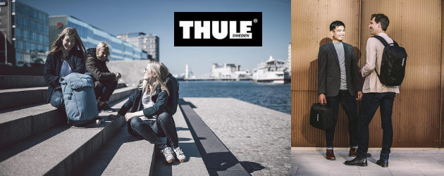 Thule Subterra. With a focus on smart design and ease of use for the active business traveler…www.thule.com FACEBOOK | YOUTUBE | INSTAGRAM Bring Your Life: Whatever your passion, pursuit or […]