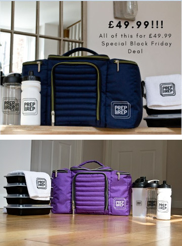 02d1a30a68 The Prep and Rep bag has been designed to appeal to this very market and  for those busy individuals such as fitness professionals and the health  conscious ...