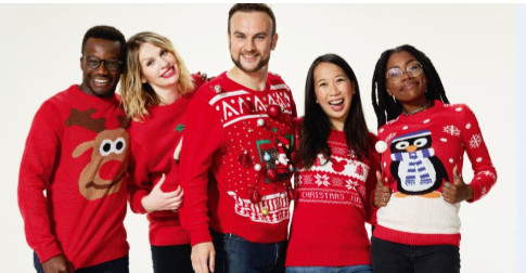 ecac5c590ed Amazon Announces Save the Children Christmas Jumper Day Collaboration