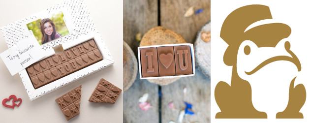 What will you write…. Morse Toad lets you write it with CHOCOLATE PIECES! > www.morsetoad.com Its A Postal Service / Letterbox Size! Win a free sample here, a winner will […]
