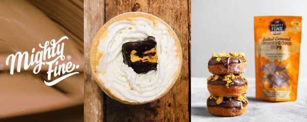 Mighty Fine Honeycomb Treats… could be the perfect Valentine Treat… and then after that! www.mightyfine.co FACEBOOK   TWITTER  INSTAGRAM There's a new challenger to the biscuit for that perfect 4pm […]