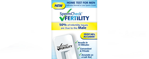 Valentine's Gift Idea! SpermCheck FERTILITY ! Home Test For Men indicates Normal or Low Sperm Count. @ BOOTS Spermcheck® Fertility EASY AT-HOME TEST FOR SPERM COUNT SpermCheck Fertility makes it […]