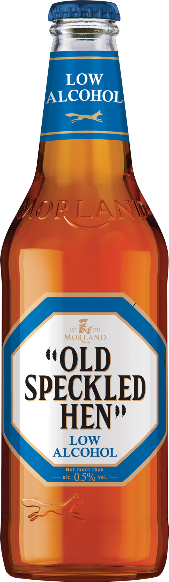 a40267003cc Old Speckled Hen Low Alcohol is available in Tesco at £1.30 a bottle.
