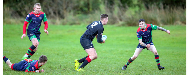 Pro Shots (c) Steve Haslett Clogher Valley 1st XV v Limavady 1st XV Limavady 1st XV travelled to The Cran, Fivemiletown on Saturday to face Clogher Valley in Round 2 […]