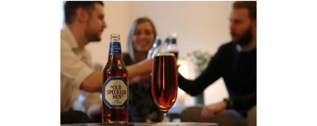 OLD SPECKLED HEN LAUNCHES NEW LOW ALCOHOL VARIANT www.greeneking.co.uk FACEBOOK | TWITTER | LINKEDIN | YOUTUBE Old Speckled Hen, the UK's number one premium ale, has launched the perfect alternative […]