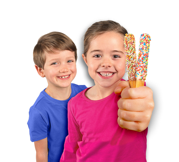 Easter Ideas Chocolate Sprinkle Stix And Chocolate Lolly