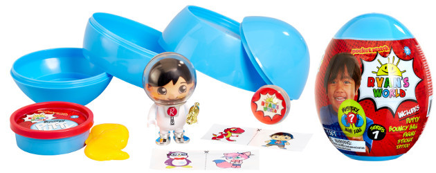 Ryan's World Mystery Mini Egg vividtoysandgames.co.uk As you may already know, Ryan is the world's No. 1 YouTuber. His toy range has just been released in the UK and these […]