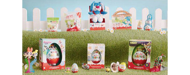 Kinder launches its biggest Easter range yet… …so you'll be sure to find a treat to make your kids happy https://www.kinder.com/uk/en/ FACEBOOK The Easter bunnies have been working around the […]