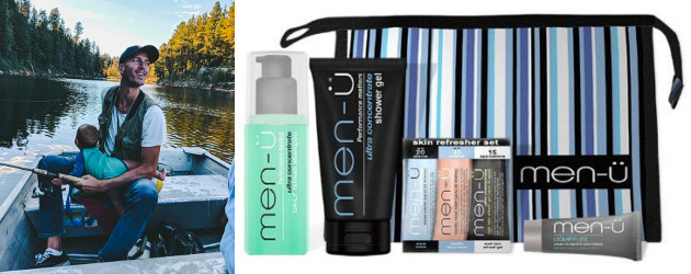 Does your dad keep up to date with the latest fashion and grooming trends and look after his skin health and overall appearance? men-ü is a high end luxury male […]