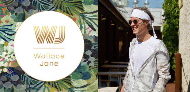 """Wallace Jane… """"Is Dad constantly wiping sweat of his face in the gym… does his hair constantly flap in the wind whilst playing sports!? the Wallace Jane Athletic Tie Headband […]"""