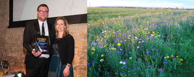 Pertwood Organic Farm has received the Wiltshire Life Award 2019 for Conservation Project of the Year. Tamara Webster of Pertwood was presented with the prize by Will Thompson of Ramsbury, […]