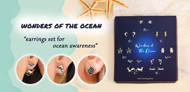 RAISING OCEAN AWARENESS! Wonders of The Ocean jewelry line (earrings set for ocean awareness) in June. Wonder Spark Jewelery Beach Look Segment welcoming Summer and sharing ocean jewelries! www.promo.wondersparkjewelry.com/ocean FACEBOOK […]