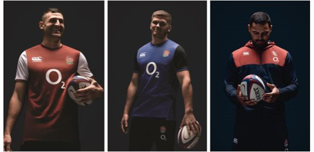 CANTERBURY UNVEILS 2019 ENGLAND RUGBY TRAINING KIT www.canterbury.com FACEBOOK   TWITTER   INSTAGRAM   YOUTUBE Inspired by rugby players, for rugby players Rugby clothing and kit provider Canterbury has today […]