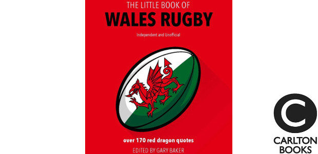 THE LITTLE BOOK OF WALES RUGBY Edited by Gary Baker >> (www.carltonbooks.co.uk) FACEBOOK | TWITTER | INSTAGRAM | YOUTUBE The Little Book of Wales Rugby is the latest volume in […]
