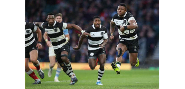 The Barbarians return to Twickenham to face Fiji in November. Tickets on sale now for first international to be held in the UK after Rugby World Cup www.ticketmaster.co.uk/barbarians FACEBOOK | […]