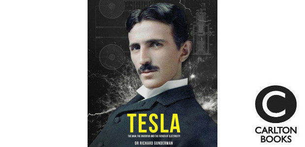 BOOK >> TESLA. The Man, the Inventor, and the Father of Electricity by Dr Richard Gunderman (www.carltonbooks.co.uk) FACEBOOK | TWITTER | INSTAGRAM | YOUTUBE Known as the father of modern […]