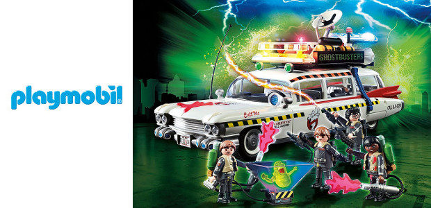 With Father's Day around the corner, WHO YOU GONNA CALL? PLAYMOBIL! www.playmobil.co.uk FACEBOOK   TWITTER   YOUTUBE   INSTAGRAM With Fathers' Day looming, why not call on PLAYMOBIL to treat […]