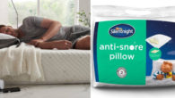 The science behind the anti-snore pillow that reduces snoring by 50% The Silentnight Anti-Snore pillow is the perfect gift for Father's Day. www.silentnight.co.uk/silentnight-anti-snore-pillow FACEBOOK | TWITTER | INSTAGRAM | PINTEREST […]