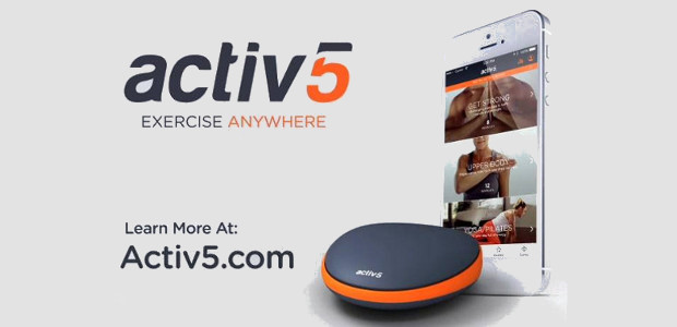 New portable fitness gadget called Activ5 which helps athletes improve their strength and stamina. www.activ5.com FACEBOOK | TWITTER | INSTAGRAM | LINKEDIN | YOUTUBE The Activ5 is a portable fitness […]