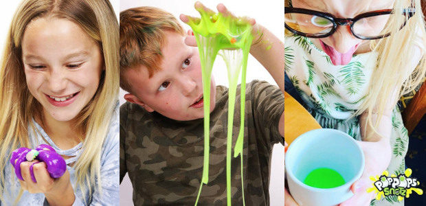 Combine slime, the obsession with bubble wrap popping and the hunt for collectibles, then toss in the unboxing craze and you have Pop Pops Pets and Pop Pop Snotz, new […]