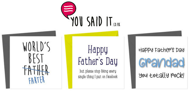 www.yousaidit.co.uk/product-categ…/greeting-cards/…/ TWITTER | FACEBOOK | PINTEREST | INSTAGRAM Helping you offend and entertain with funny cards and more since 2017. Don't blame us, you said it!