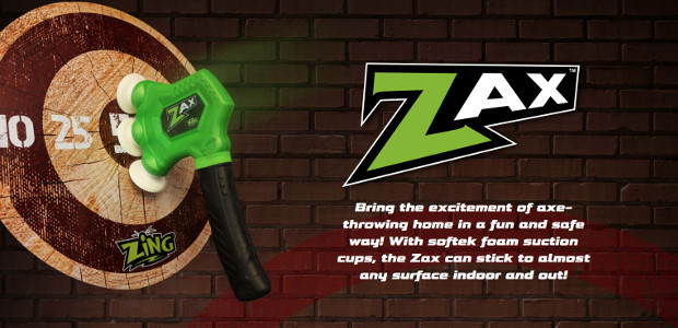 www.zing.toys/zax YOUTUBE | INSTAGRAM | FACEBOOK | TWITTER Last year was escape rooms and this year it's ax throwing! Ax throwing is expanding throughout the country as the 'go to' […]