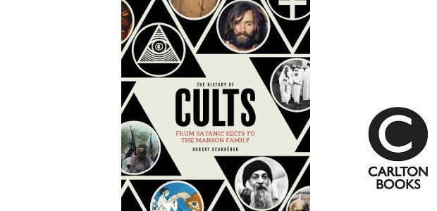 THE HISTORY OF CULTS by Robert Schroëder >> www.carltonbooks.co.uk FACEBOOK | TWITTER | INSTAGRAM | YOUTUBE In The History of Cults, Robert Schroëder examines movements of the twentieth and twenty-first […]