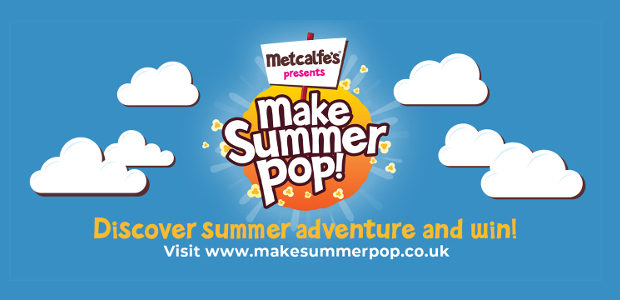 METCALFE'S® VOWS TO BANISH SUMMER BOREDOM www.metcalfesskinny.com TWITTER | FACEBOOK | INSTAGRAM | PINTEREST Metcalfe's® popcorn is taking a stand and ending summer boredom for all with the launch of […]